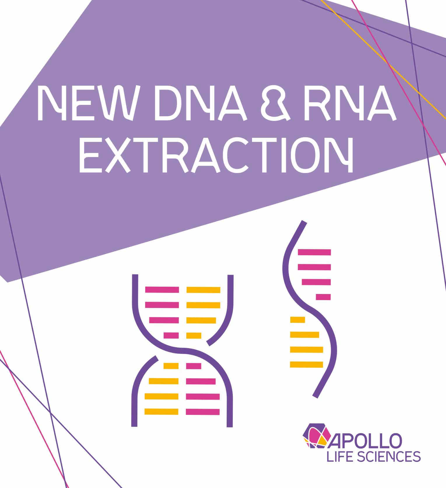 NEW DNA & RNA EXTRACTION KITS thumbnail image