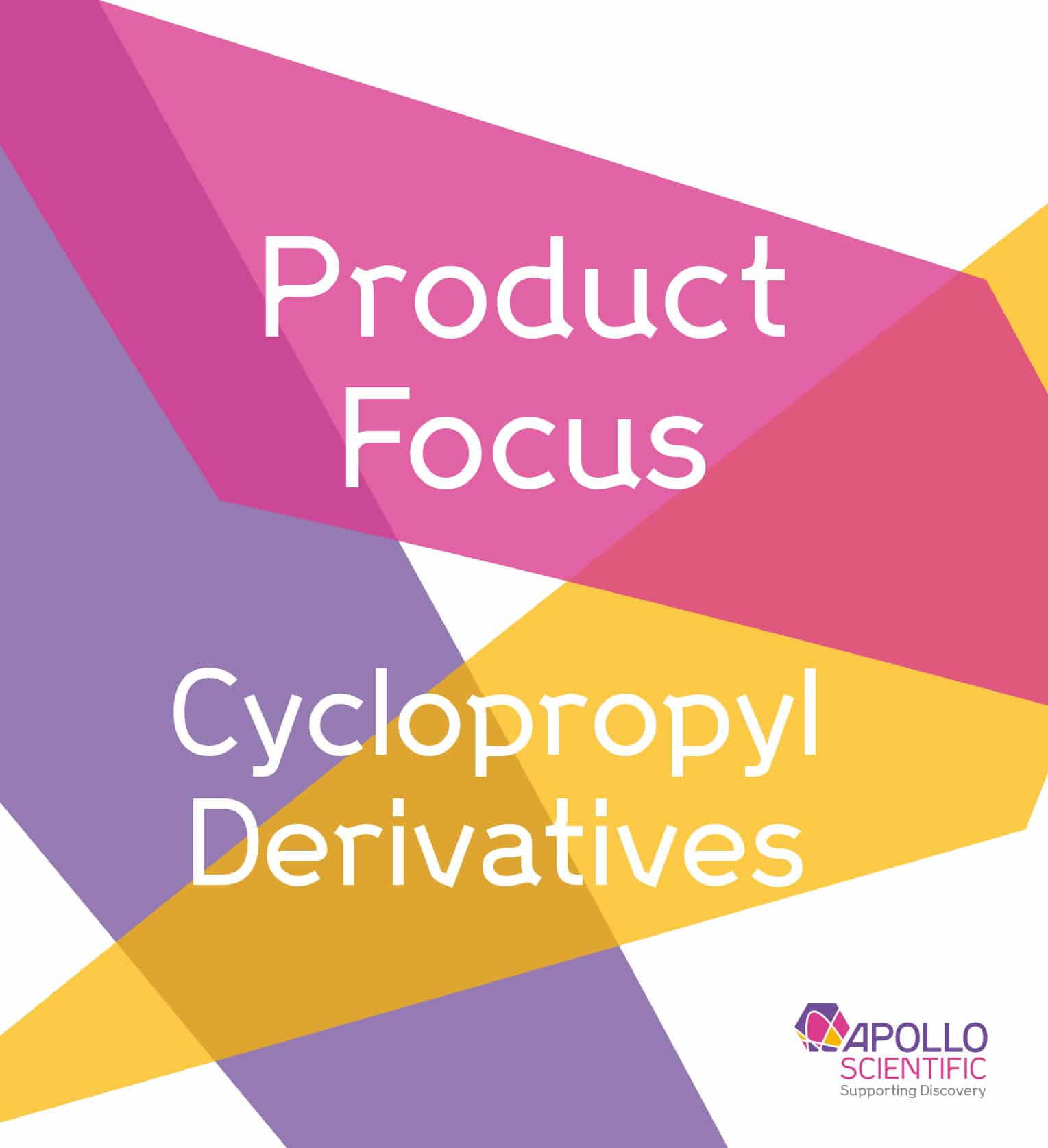 Product Focus – Cyclopropyl Derivatives thumbnail image
