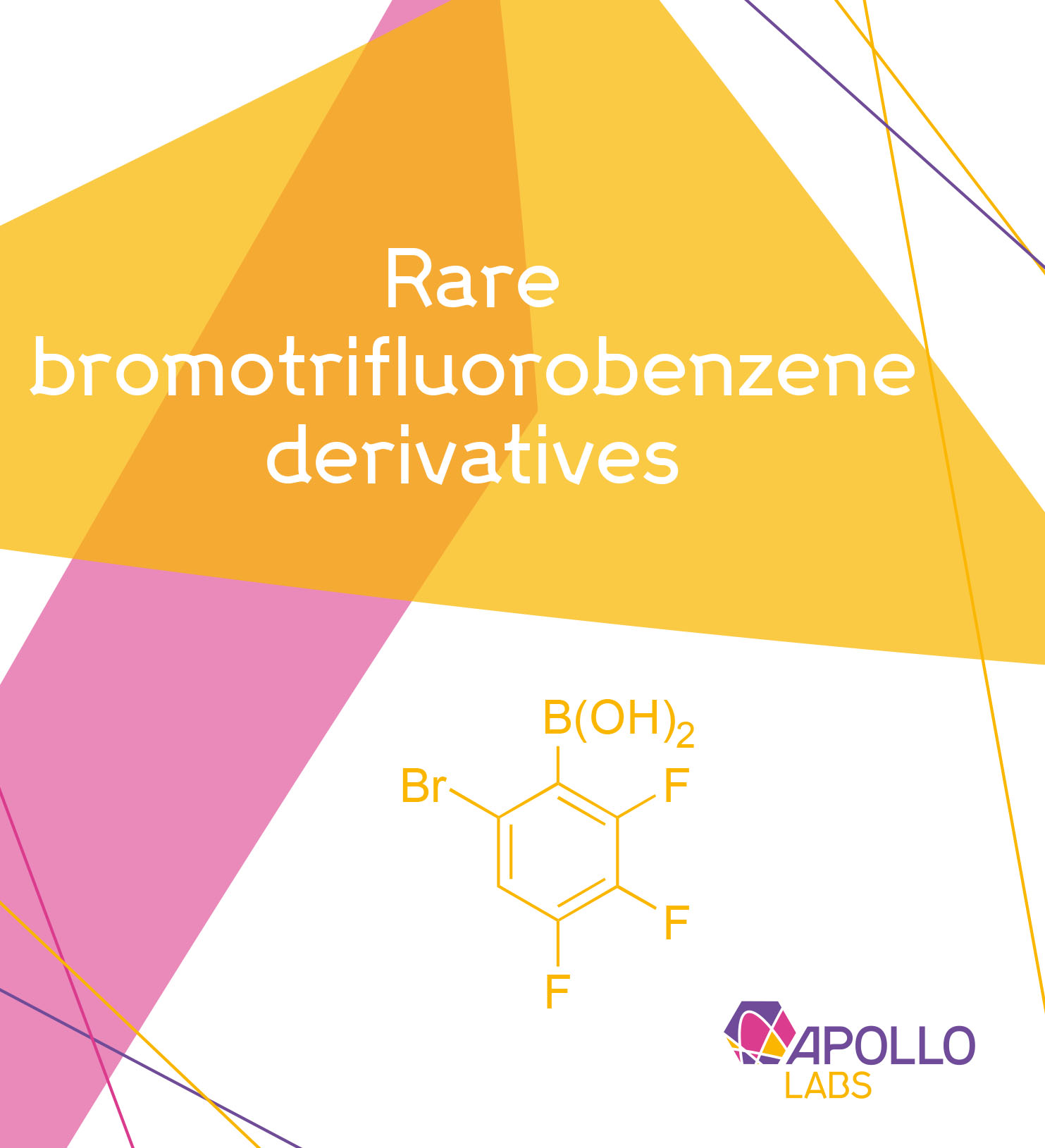 Rare bromotrifluorobenzene derivatives thumbnail image