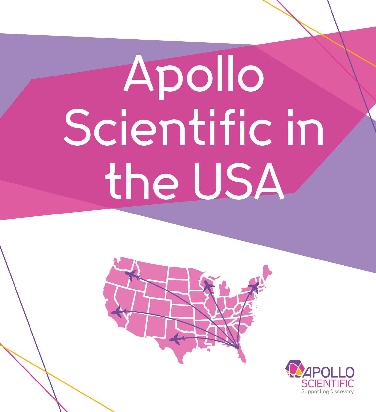 Apollo Scientific in the USA thumbnail image