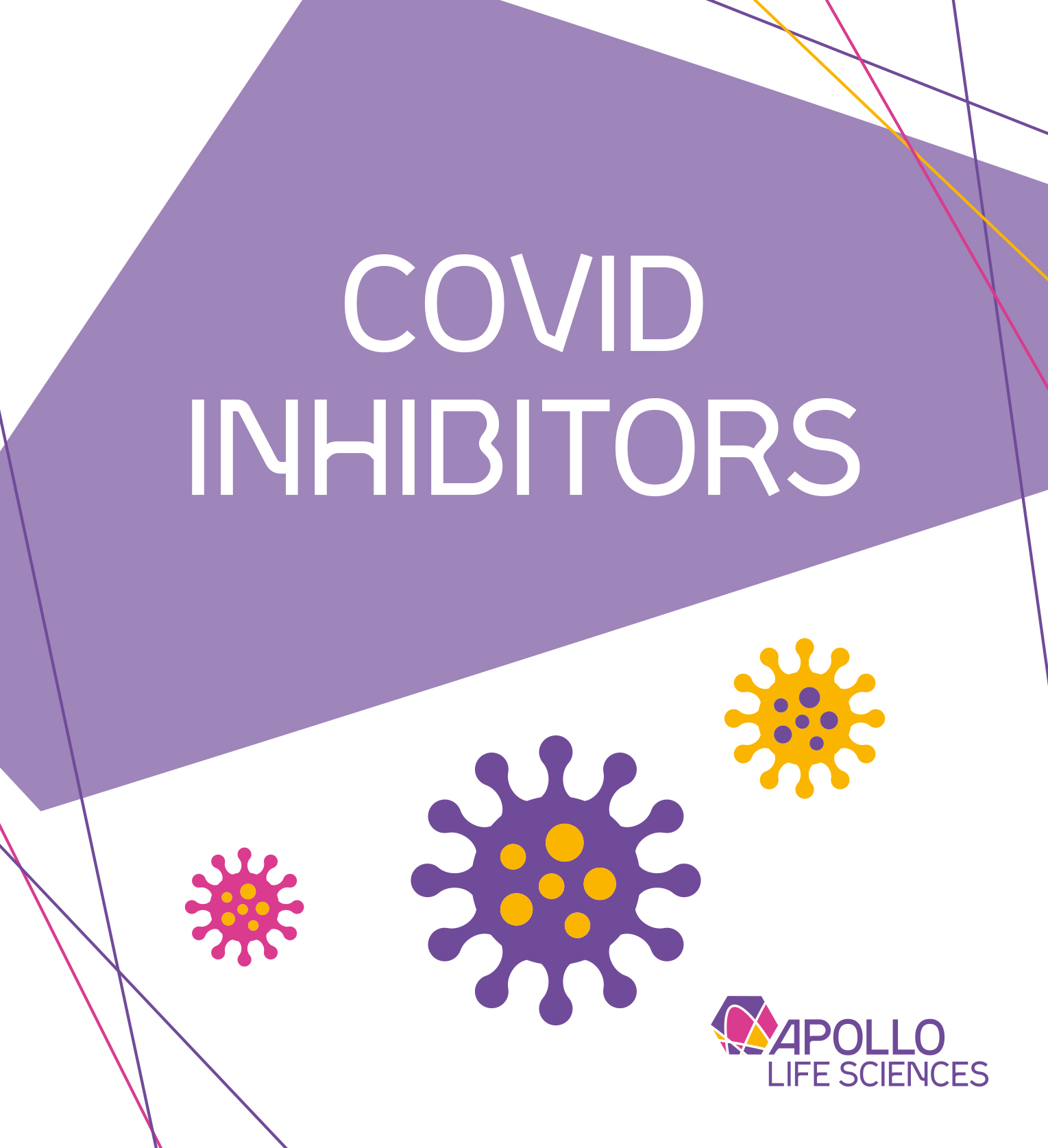 New COVID19 inhibitors now in stock thumbnail image