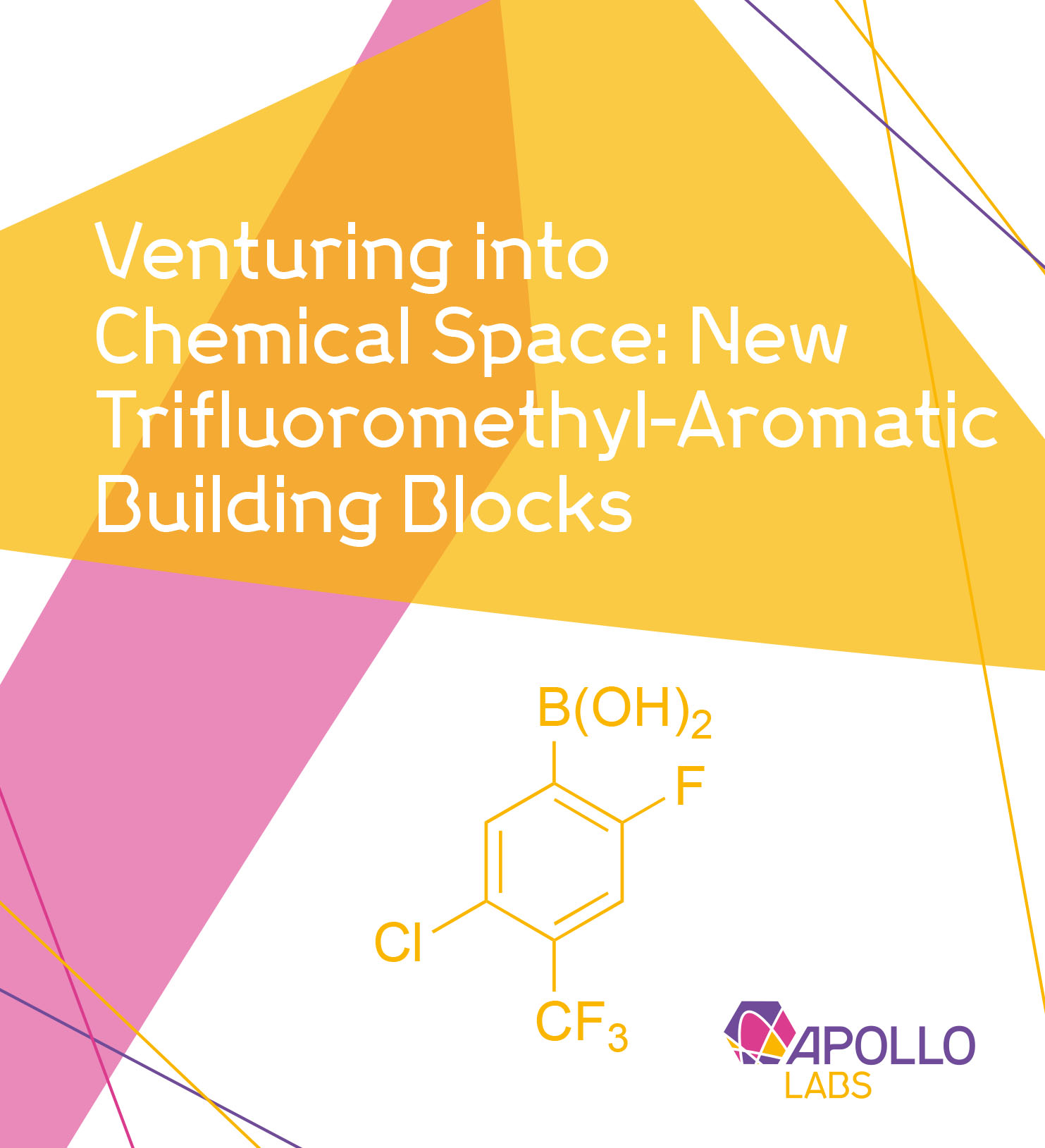Venturing into Chemical Space: Trifluoromethyl-Aromatic Building Blocks thumbnail image