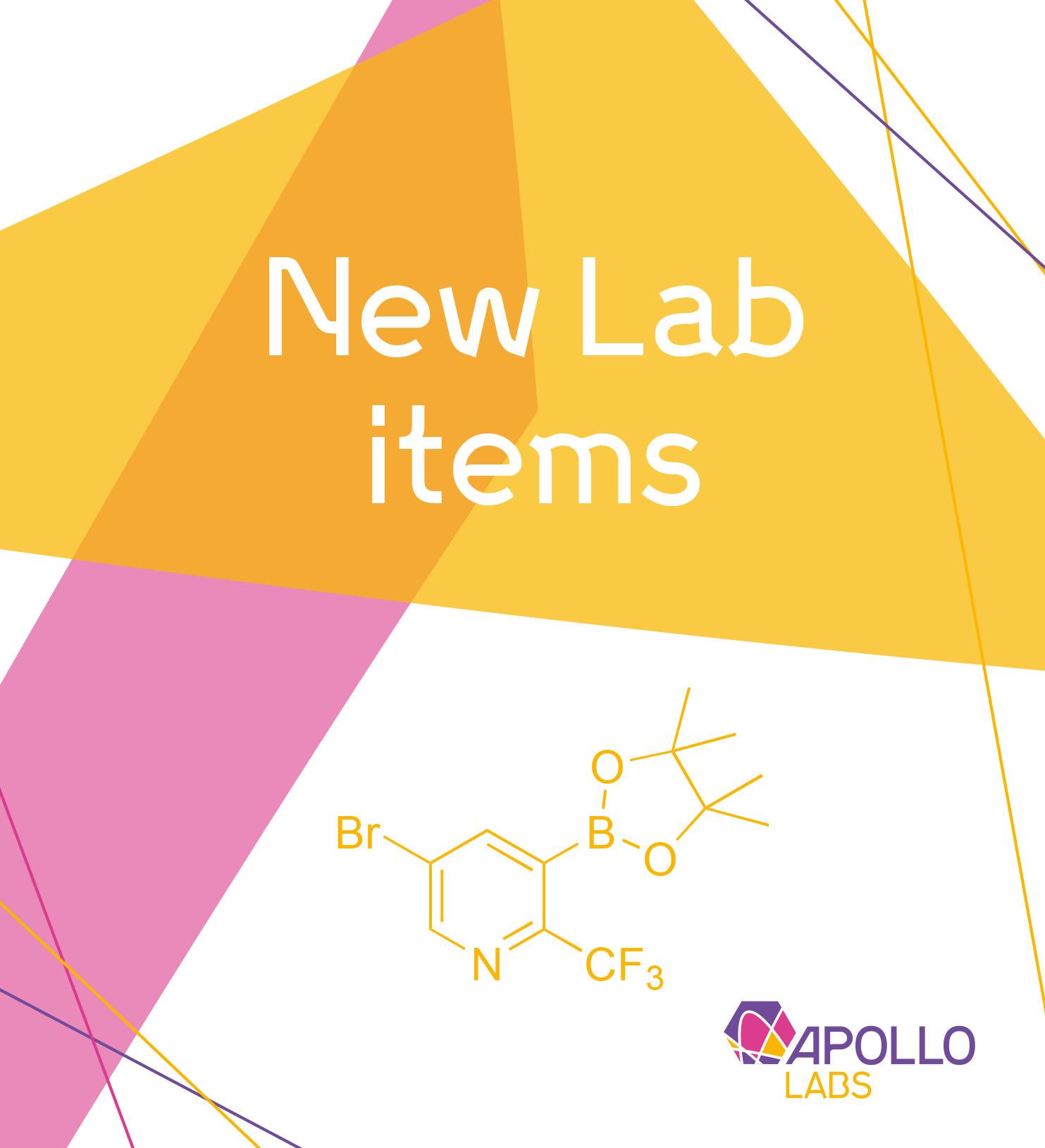 New Lab Items thumbnail image