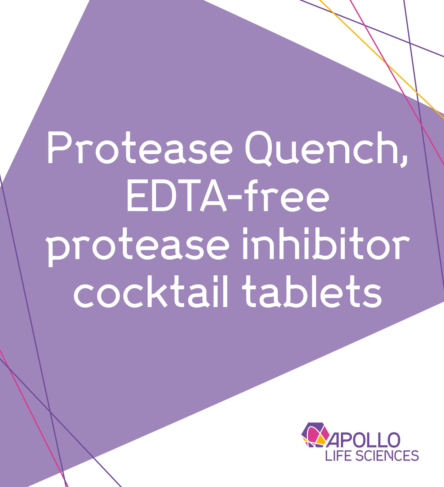 Protease Quench, EDTA-free protease inhibitor cocktail tablets thumbnail image